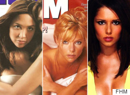 16 Stars You'd Forgotten Had Covered FHM
