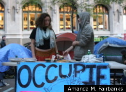 Occupy Wall Street Students College Dropouts