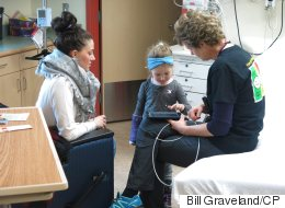 Calgary Hospital Finds New Ways To Help Kids Manage Pain