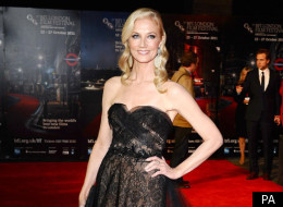 Joely Richardson Anonymous Lff