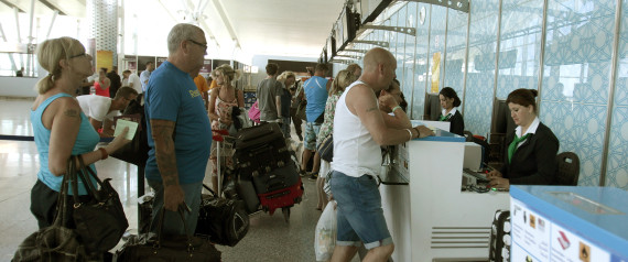 TUNISIA AIRPORT
