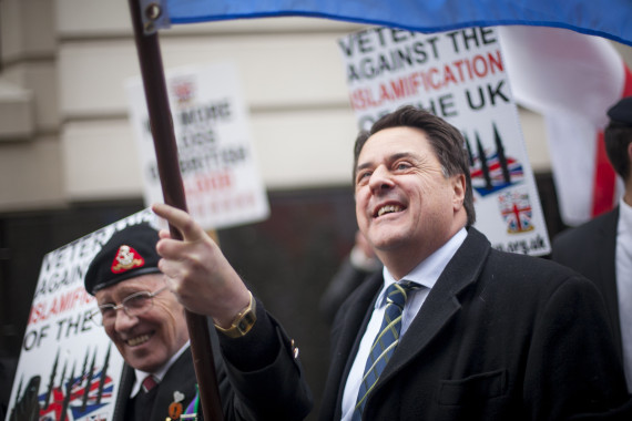nick griffin british national party