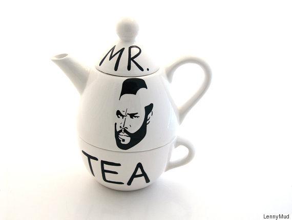 mr tea teapot