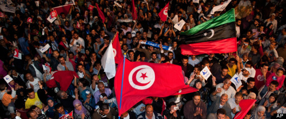 TUNISIA ELECTIONS 2011 ARAB SPRING