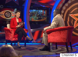 Emma Willis Praised After Grilling 'CBB' Evictee Winston