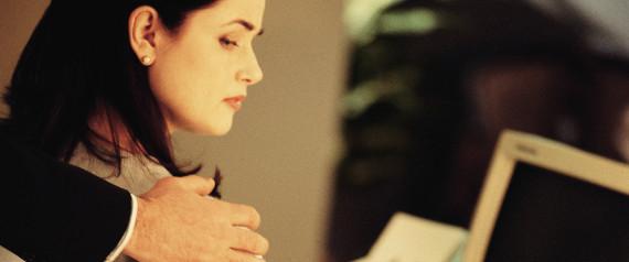 Sexuelle Belästigung gegen Frauen