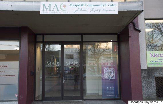 vancouver muslim centre