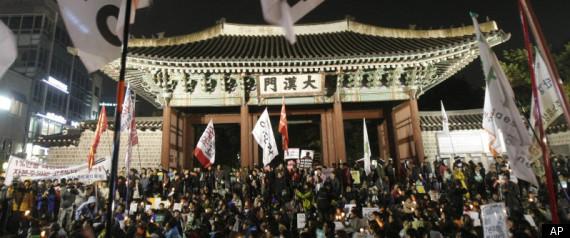 Occupy Seoul