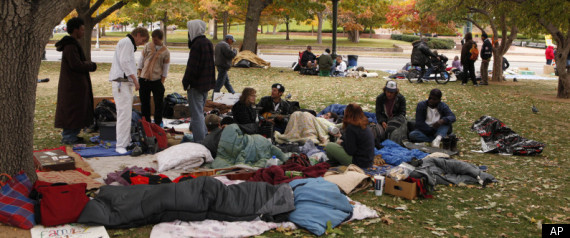 OCCUPYDENVER WANTS ARRESTS TO STOP