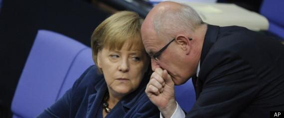 EUROPE CRISIS MERKEL