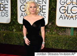 Lady Gaga Serves Vintage Screen Siren Vibes At The Globes