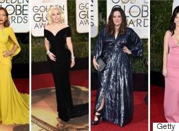 Golden Globes 2016: les plus belles et les pires tenues du tapis rouge (PHOTOS)