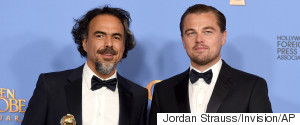 REVENANT GOLDEN GLOBES