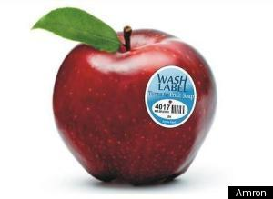 Fruitwash Labels