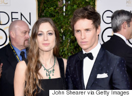 Eddie Redmayne Confirms Baby News At Golden Globes 2016