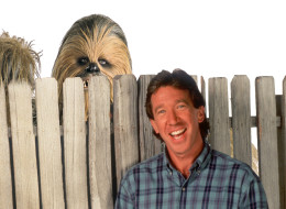 If Chewbacca Was Voiced By Tim From Home Improvement