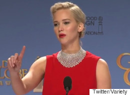 J-Law Branded 'Rude' After Calling Out Journalist