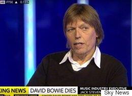 The Guy On Sky News Talking About David Bowie Looks A Lot Like David Bowie