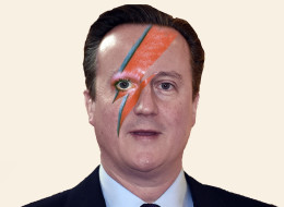 David Cameron Paid Tribute to David Bowie And Twitter Is Having None Of It