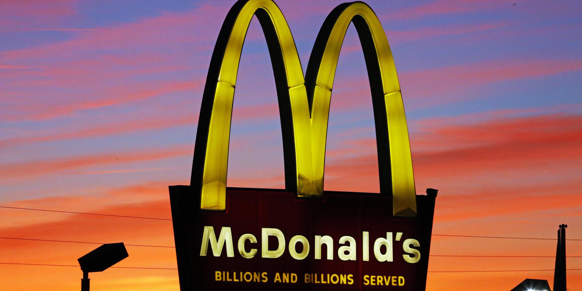 Queen Elizabeth Owns a McDonald's Outside of London ...