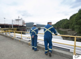 B.C. 'Unable' To Support Trans Mountain Pipeline Expansion