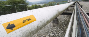 TRANS MOUNTAIN PIPELINE BURNABY