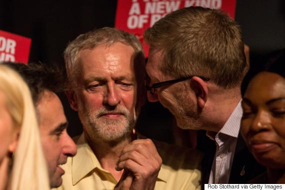 len mccluskey jeremy corbyn
