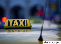 Manifestation des chauffeurs de taxi à Québec