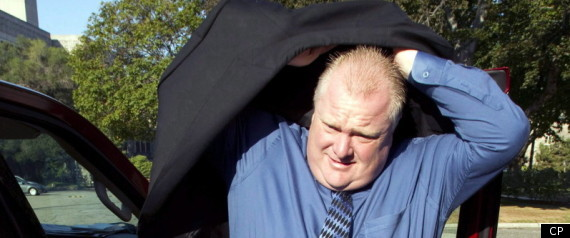 Rob Ford 911 Call Cbc