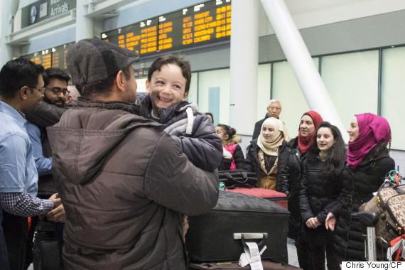 syria refugees canada