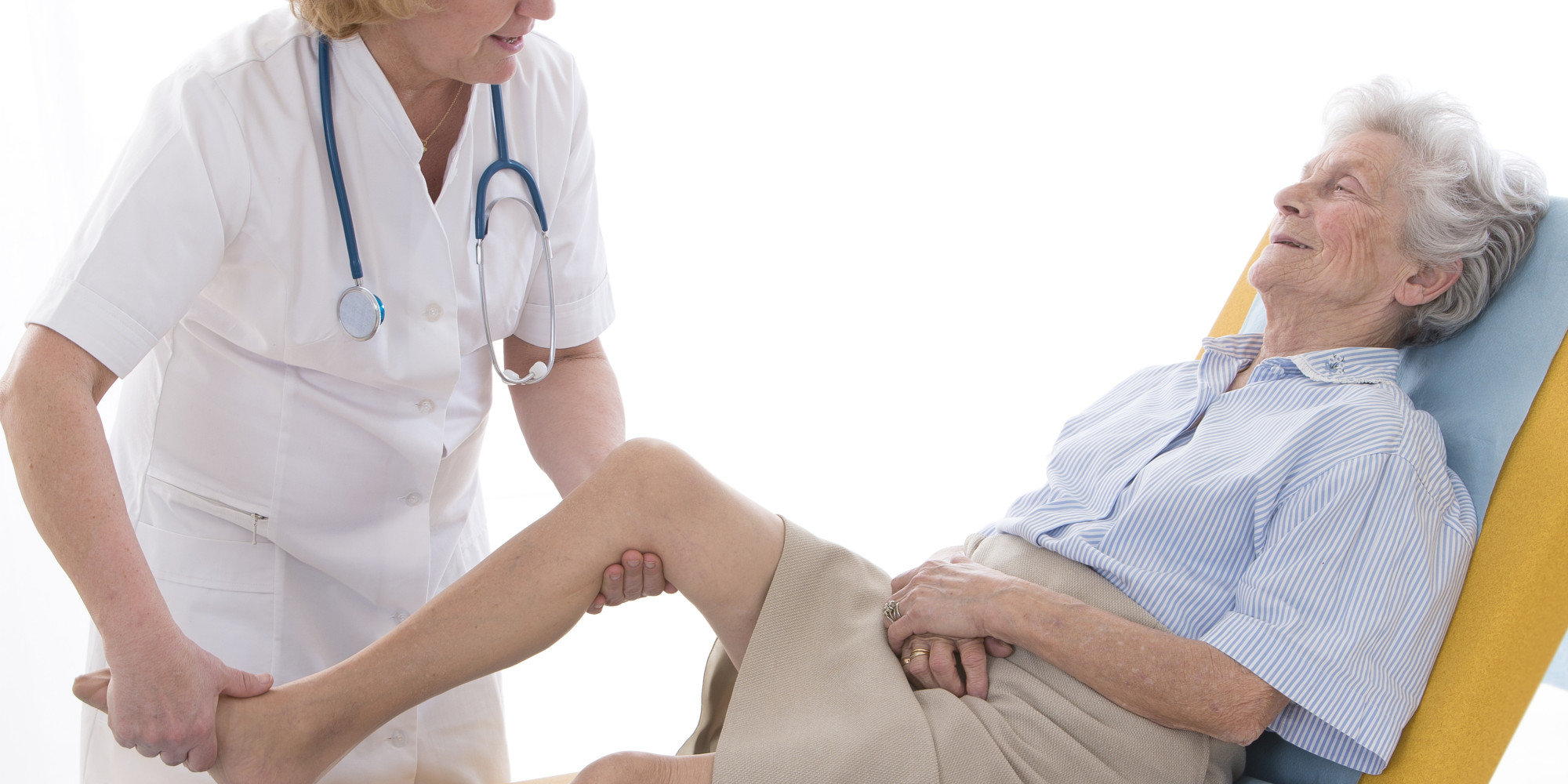 That Annoying Leg Pain Could Be a Blessing in Disguise HuffPost