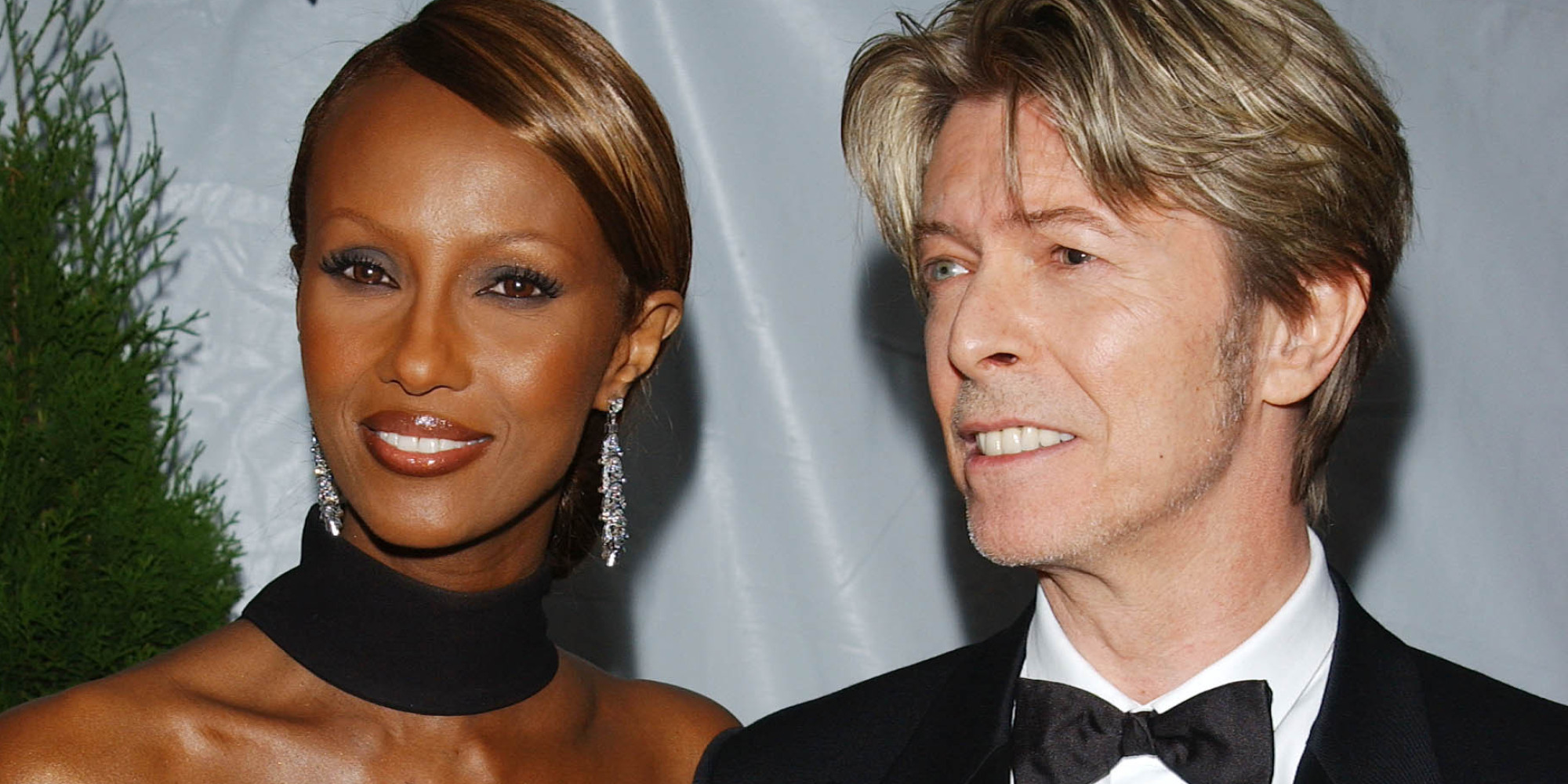 david bowie dead wife iman pays tribute to husband in series of moving tweets huffpost uk. Black Bedroom Furniture Sets. Home Design Ideas