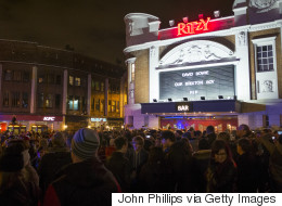 Brixton Turns Out In Spectacular Style To Celebrate David Bowie's Life