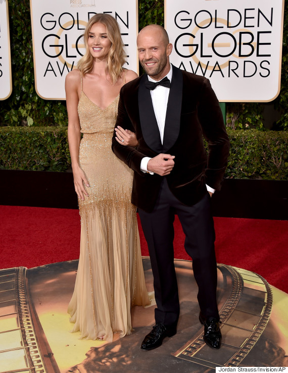 Jason Statham Rosie Huntington-Whiteley