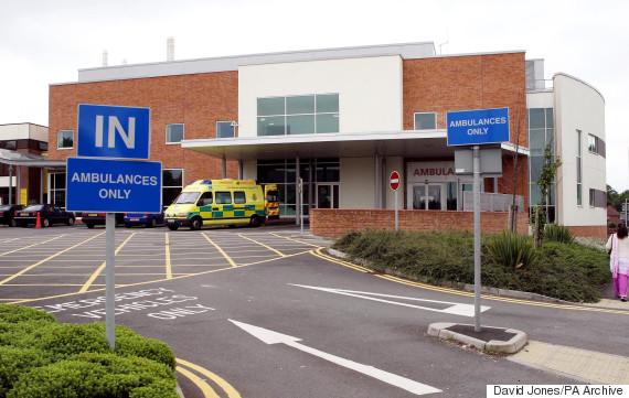 sandwell hospital