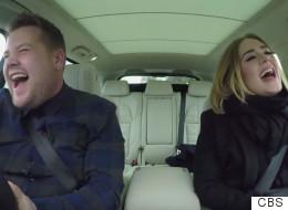 Adele's Carpool Karaoke Trailer Has Already Got Us Howling