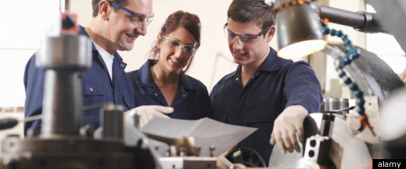 APPRENTICESHIP NUMBERS GO UP BY 50