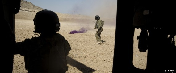 AFGHANISTAN US RUN BASE ATTACKED