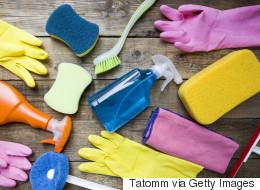 Des produits désinfectants maison pour dire adieu aux microbes