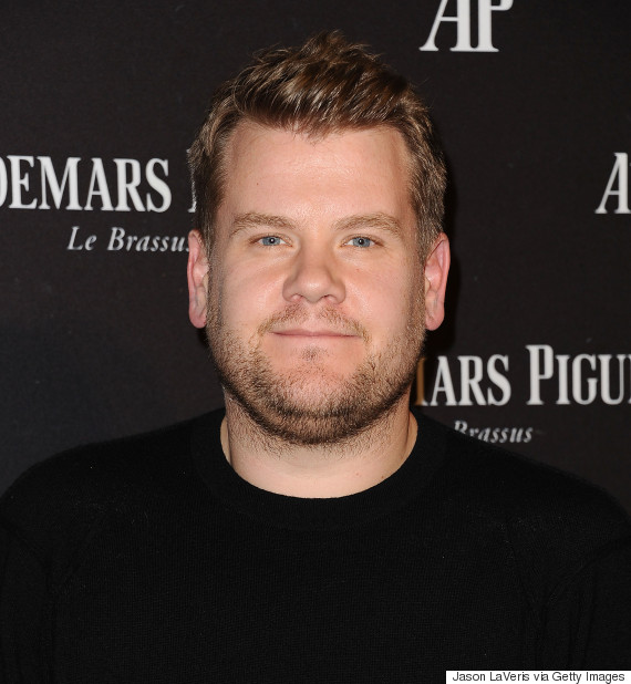 james corden candy