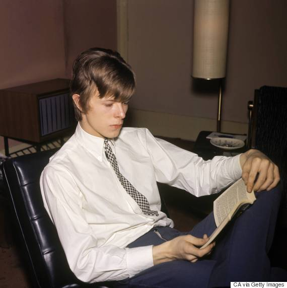 david bowie reading