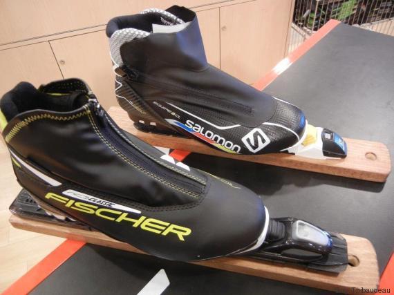 fixations ski fond