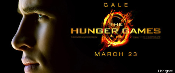 HUNGER GAMES GALE