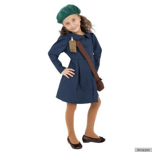 World War II Evacuee Halloween Costume: Offensive Or Educational ...