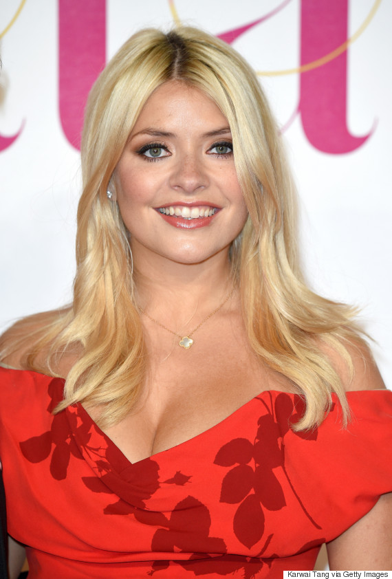Holly Willoughby Nude Photos 8