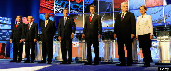 Republican Presidential Candidates Religious Views