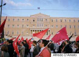 Η οικονομική κρίση στην Ελλάδα μέσα από τις φωτογραφίες του Alfredo D' Amato