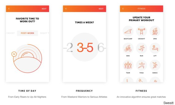 Meet the New Dating App for Fitness Buffs - Best Dating Apps for Singles
