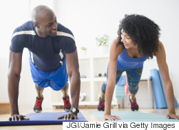 5 Reasons Why Working Out With Your Valentine Is Sweet