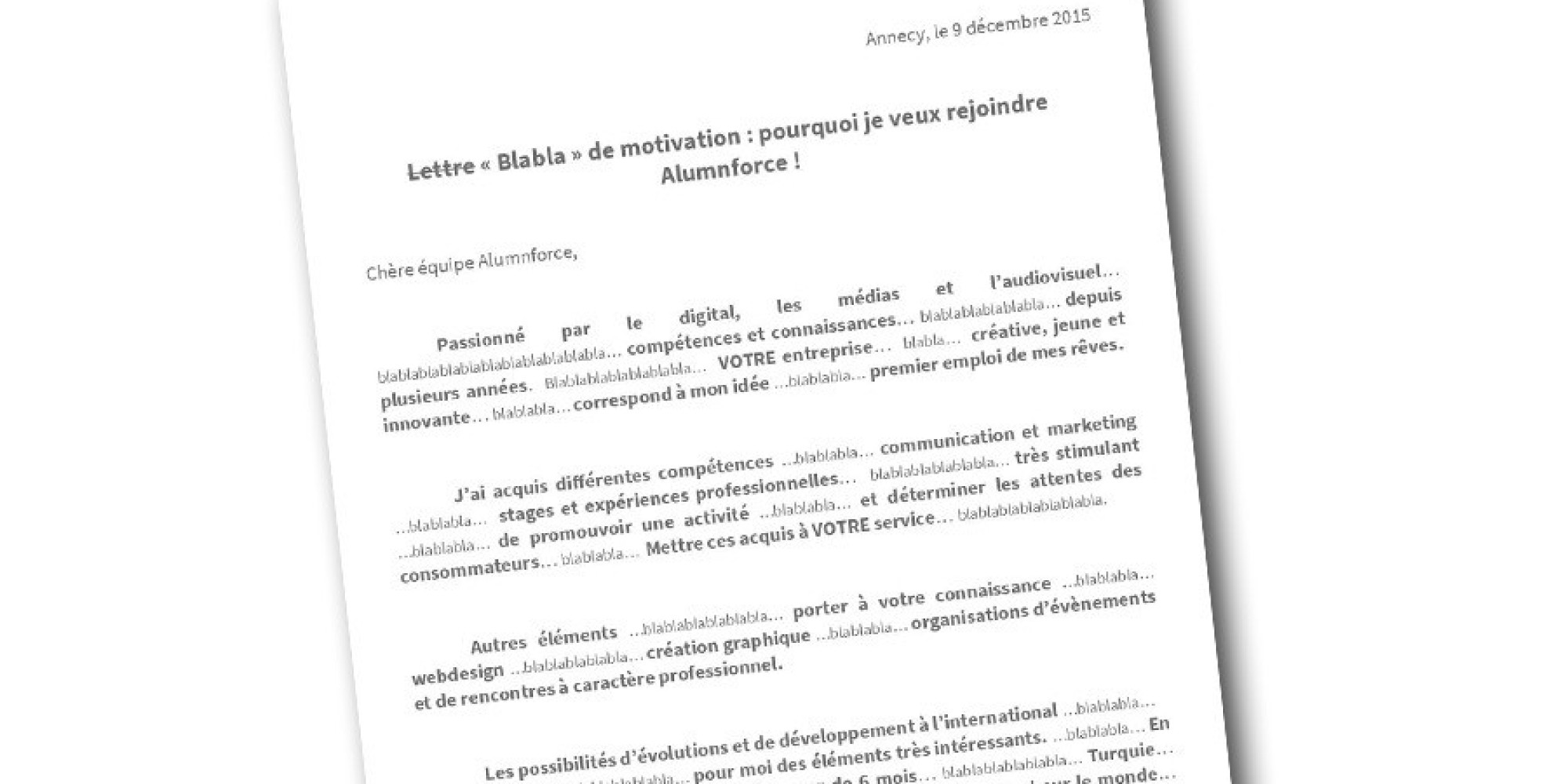 lettre de motivation onu Emploi 2.0   Google+ lettre de motivation onu